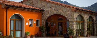 Il restauro degli edifici è stato realizzato nel pieno rispetto della tradizione rurale.